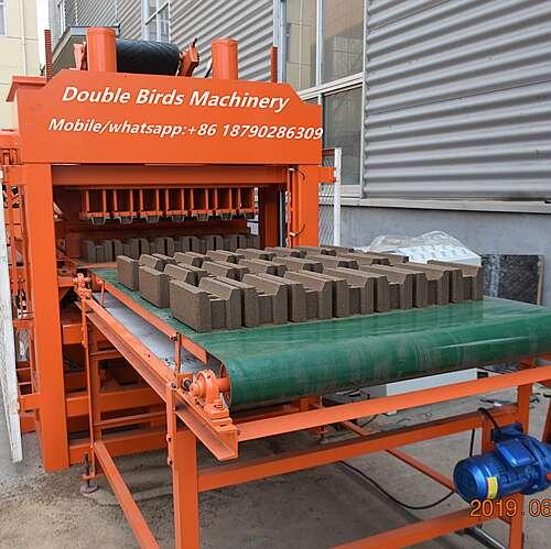 Earth Soil Interlock Blocks Machine Price